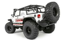 Axial's new SCX10 Jeep Wrangler Unlimited C/R Edition RTR. Nice.