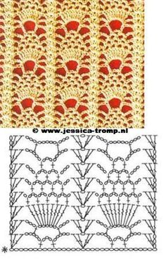 Watch This Video Beauteous Finished Make Crochet Look Like Knitting (the Waistcoat Stitch) Ideas. Amazing Make Crochet Look Like Knitting (the Waistcoat Stitch) Ideas. Crochet Instructions, Crochet Diagram, Crochet Chart, Crochet Motif, Crochet Doilies, Free Crochet, Knit Crochet, Crochet Stitches Patterns, Stitch Patterns