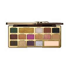 Chocolate Gold Eyeshadow Palette - Too Faced (195 RON) ❤ liked on Polyvore featuring beauty products, makeup, eye makeup, eyeshadow, beauty, filler, palette eyeshadow and too faced cosmetics