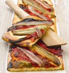 #Cocina catalana #Coca de recapte #Barcelona
