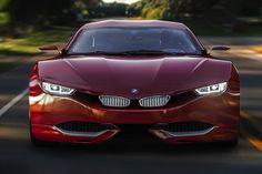 BMW M9 Concept by Radion Razvan