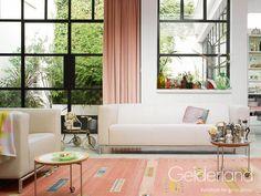 Gelderland bank 6710 by Jan des Bouvrie #gelderland #dutchdesign #interieur #jandesbouvrie