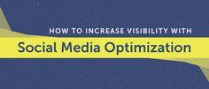 Social Media Optimization! How's that? #socialmedia #optimization