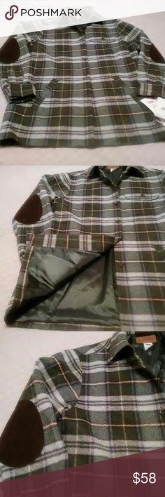 Pendleton  Jacket gray white blue green . 70% wool 30% lambswool Pendleton Jackets & Coats Blazers