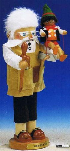 Nutcracker Geppetto -