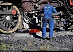 RailPictures.Net Photo: BCL 807 BCL Mining and Smelting Steam 4-8-2 at Selebi-Phikwe, Botswana by Steve Patterson: