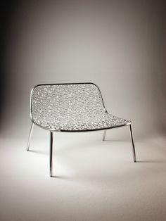 Flower Chair by marcel wanders