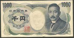 Mi colección de billetes: Japón