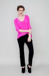 loving Hot Pink for Fall <3