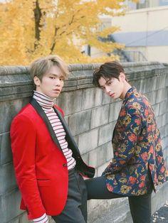Astro - Rocky e Cha Eunwoo