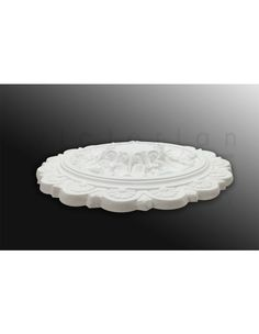Victorian Plaster Ceiling Rose R55 Small