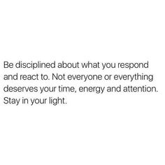 good advice :: stay in your light ✨ 📸 via source ? Quotes Thoughts, Life Quotes Love, Real Quotes, Mood Quotes, True Quotes, Quotes To Live By, Positive Quotes, Motivational Quotes, Inspirational Quotes