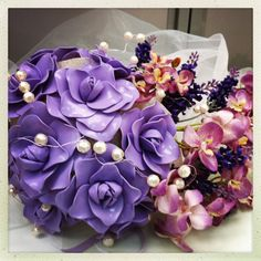 Special flower handmade with ballon! An idea for wedding bouquet, special bouquet for your table or home! https://www.facebook.com/inventeventi?ref=tn_tnmn