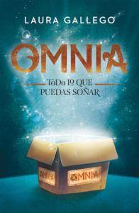 Omnia, todo lo que puedas soñar, de Laura Gallego Una reseña de Ana Segarra Editorial Montena http://www.librosyliteratura.es/omnia-todo-lo-que-puedas-sonar.html