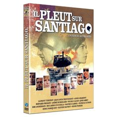 Il pleut sur Santiago (Girardot, Dussolier, Trintignant, Fresson,...) - DVD NEUF