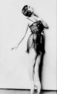 Irene Delroy - c. 1927 - Ziegfeld Follies Dancer