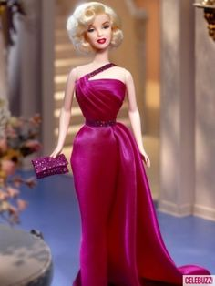 FOTOS: Las famosas materializadas en las muñecas Barbie
