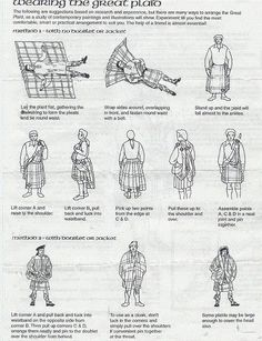How To Wear Belts - How to wear a great kilt - Outlander tartan available here… - Discover how to make the belt the ideal complement to enhance your figure. Great Kilt, How To Wear Belts, Scottish Dress, Scottish Clothing, Scotland History, Glasgow Scotland, Edinburgh, Men In Kilts, Diy Couture