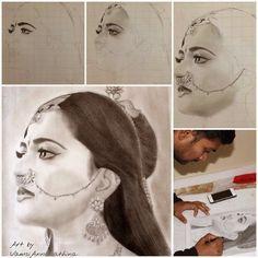 Anushka Shetty- anushka,anushka hot,anushka photos,Latest News,movies,Wallpapers,Photos, Videos: Anushka Beautiful sketches