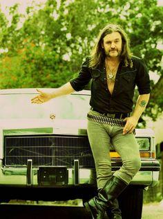 10 Rarest Rock and Roll Photographs - Lemmy Kilmister, 1994 Los Angeles by Stephen Stickler