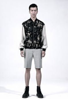PATH SPRING/SUMMER 2013 'ARCHETYPE' - LOOK 9