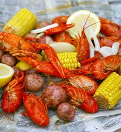 Crab boil on the beach, anyone?