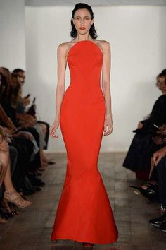 Zac Posen S/S15 Cate Blanchette, please wear this to the Oscars.