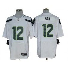 Seattle Seahawks 81 Golden Tate Elite White Jersey