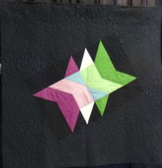 Modern Friendship Star Quilts at the International Quilt Festival Chicago | Quilting Sewing Creating