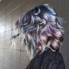 Metallic Hair Trend to Sell Your Soul to Devil for