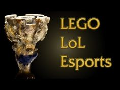 LEGO League of Legends - Esports