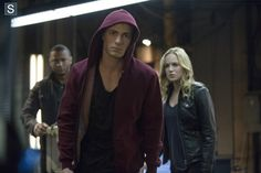 Arrow 2×14 Time of Death Comic Preview