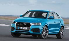 2017 Audi Q3 Release Date Redesign