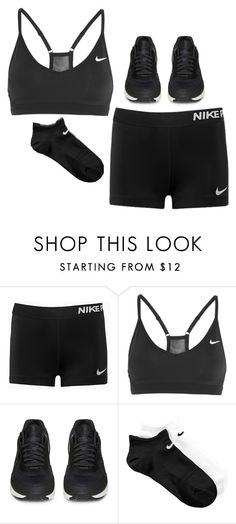 """""""Untitled #5304"""" by adi-pollak ❤ liked on Polyvore featuring NIKE"""
