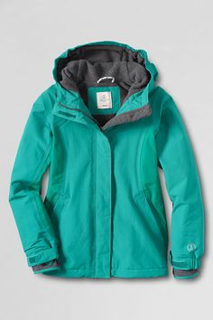 Girls' Squall Jacket from Lands' End