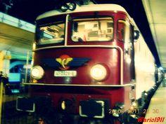 Romanian locomotive CFR