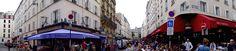 Paris Markets, Street View, Architecture, Art, Arquitetura, Art Background, Kunst, Performing Arts, Architecture Design