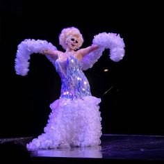 Trixie Mattel performs at Las Vegas! Drag Racing Quotes, Trixie And Katya, Races Outfit, The Vivienne, Elsa, Disney Characters, Fictional Characters, Disney Princess, Outfits