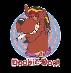 Cartoons Smoking Pot | ... image of the crime-fighting cartoon dog Scooby-Doo…