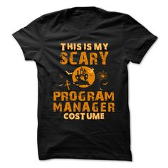 Halloween Costume for PROGRAM MANAGER T-Shirts, Hoodies. ADD TO CART ==►…