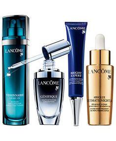 Lancôme Serum Collection - Skin Care - Beauty - Macy's