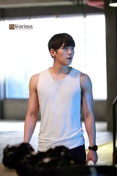 Ji Changwook as Healer