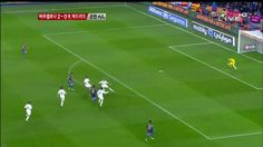 01.26.2012 Copa del Rey  FC Barcelona-Real Madrid    Amazing Messi~
