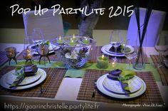 Pop UP PartyLite 2015 Suivre les événements PartyLite ? http://partyliteetchris.canalblog.com/