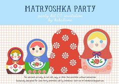 Entire party set from Babalisme blog  http://babalisme.blogspot.com/search/label/printables%20to%20print