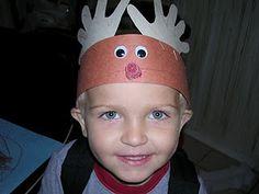 Christmas crafts for kids; reindeer headband with handprints Kids Crafts, Preschool Christmas Crafts, Classroom Crafts, Christmas Activities, Toddler Crafts, Christmas Themes, Holiday Crafts, Holiday Fun, Preschool Age