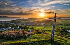 West Kilbride, Scotland by Peter Ribbeck