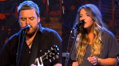 "Bart Crow and Macy Maloy Perform ""If I Go, I'm Goin'"" on The Texas Music Scene"