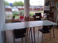 Mijn nieuwe leslocatie te Steenwijk. Modevakschool Annemiek
