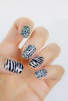 Fantastic nail art Idea